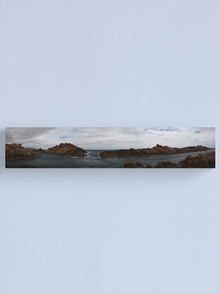 Alternate view of Canal Rocks panorama Canvas Print