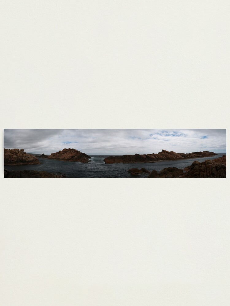 Alternate view of Canal Rocks panorama Photographic Print