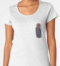 Sunny Day Real Estate Women's Premium T-Shirt