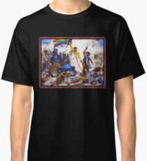 Liberty leading the people Classic T-Shirt