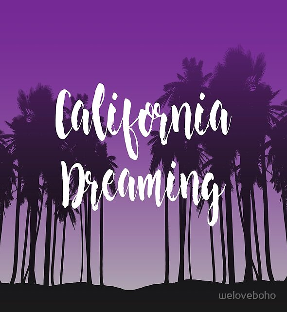 California Dreaming by weloveboho