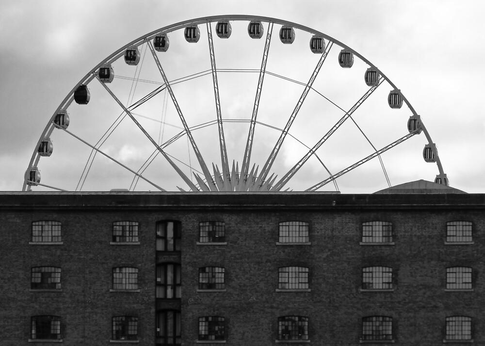 Albert Dock, Liverpool by Graham Geldard