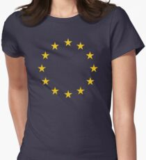European Union Women's Fitted T-Shirt