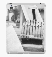Numbers iPad Case/Skin