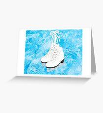 Skate 11018 Greeting Card