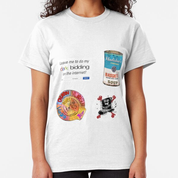 What We Do in the Shadows Sticker Pack Classic T-Shirt