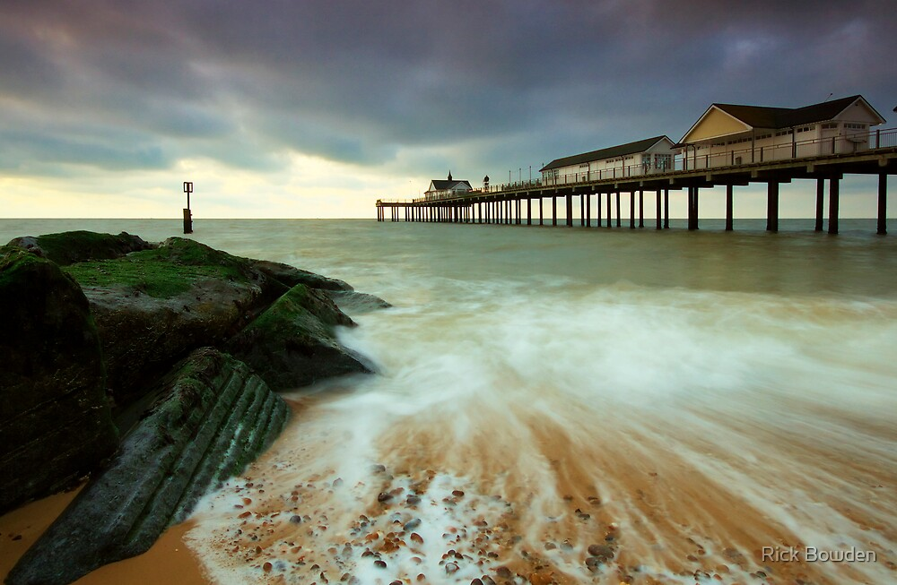 Southwold Pier by Rick Bowden