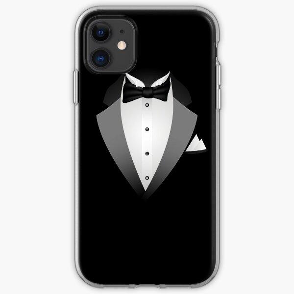 Tuxedo Suit  iPhone Soft Case