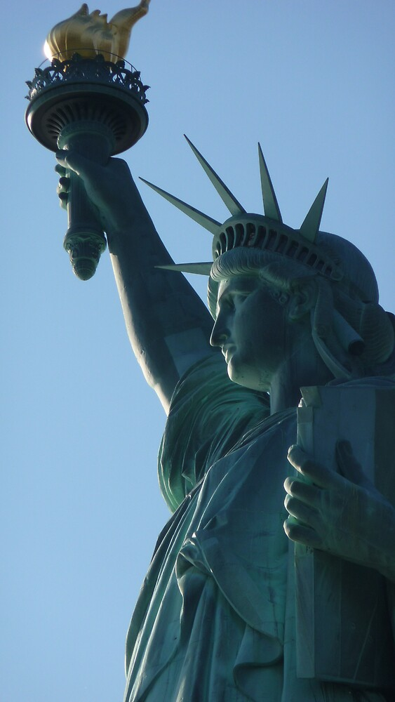 Liberty by abryant