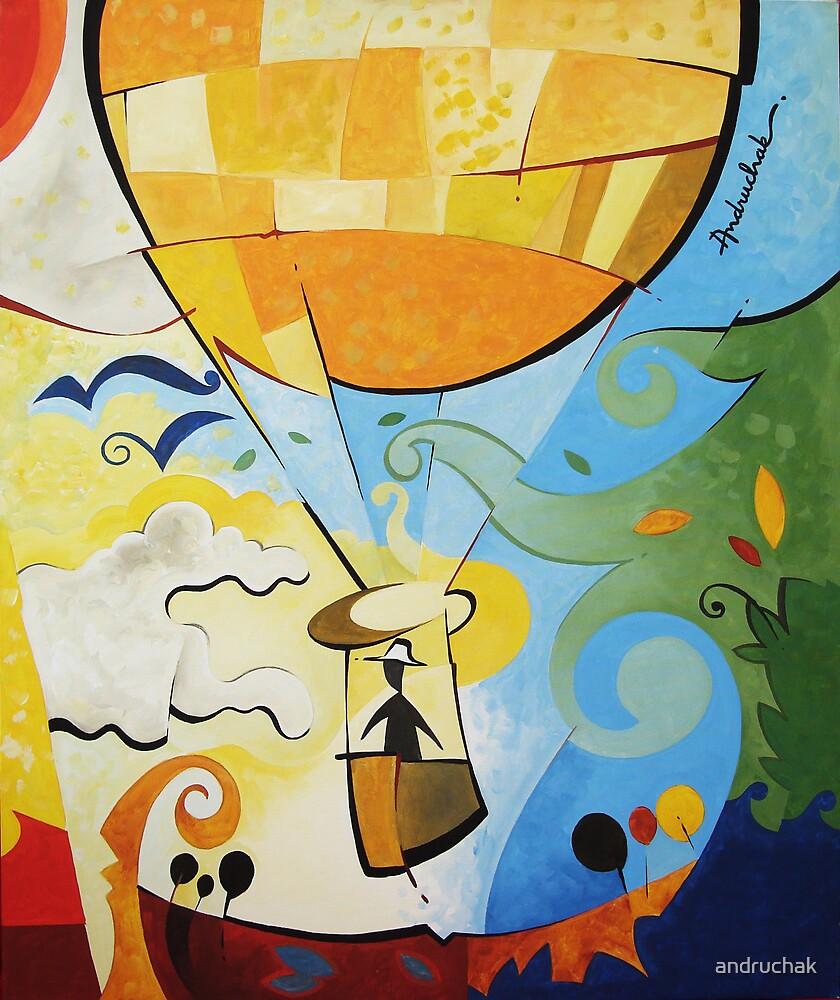 andruchak - painel1 - balao brasil . sonho de voar  by andruchak