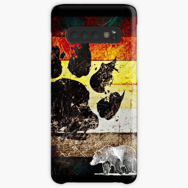 Bear Pride Samsung Galaxy Snap Case