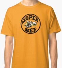 Dodge Super Bee (any background color) Classic T-Shirt