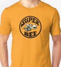 Dodge Super Bee (any background color) Slim Fit T-Shirt