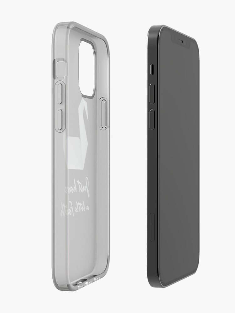 Alternate view of Just Have a little Faith - Prison Break iPhone Case & Cover