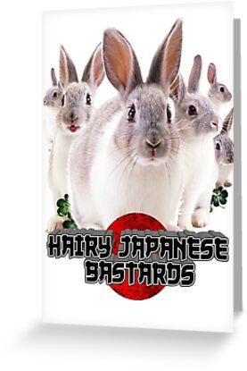 Hairy japanese v