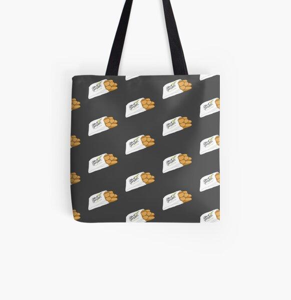 Breadsticks All Over Print Tote Bag