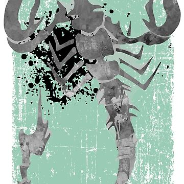 Scorpion by lotuscrusade