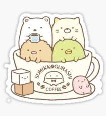 Sumikko gurashi - corner animals - san-x Sticker