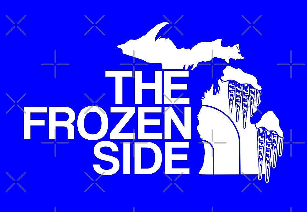 The Frozen Side by thedline