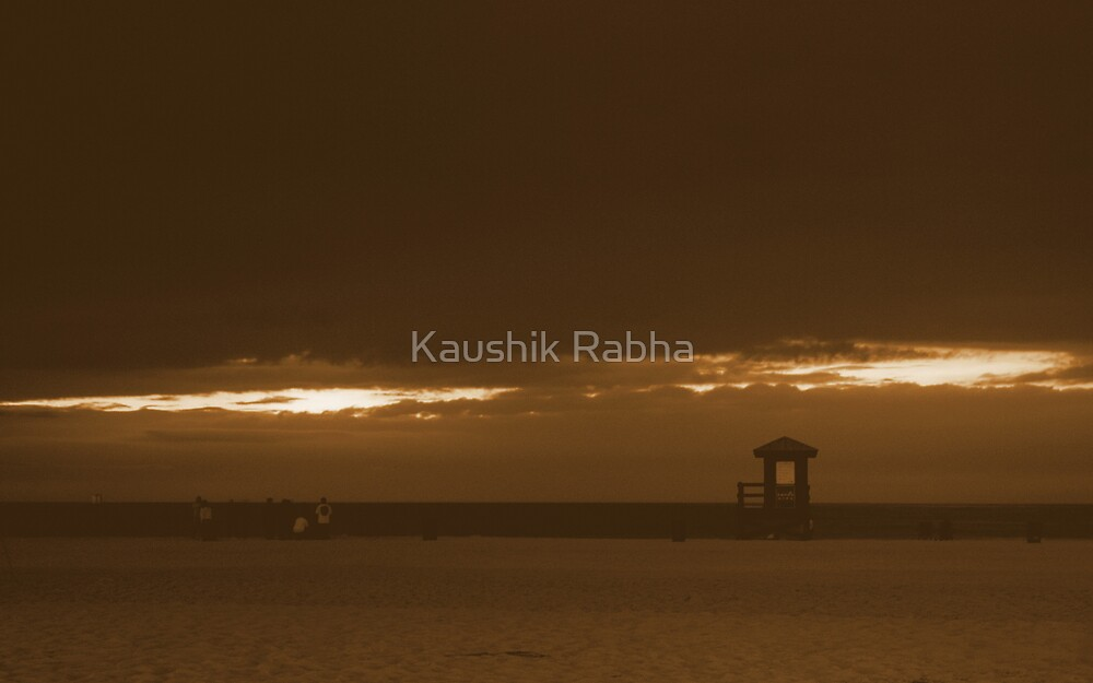 The Split wide open by Kaushik Rabha