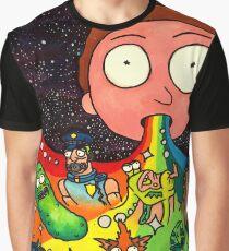 Rick's Dream Graphic T-Shirt