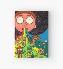 Rick's Dream Hardcover Journal