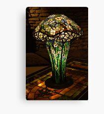 Table Lamp Canvas Print