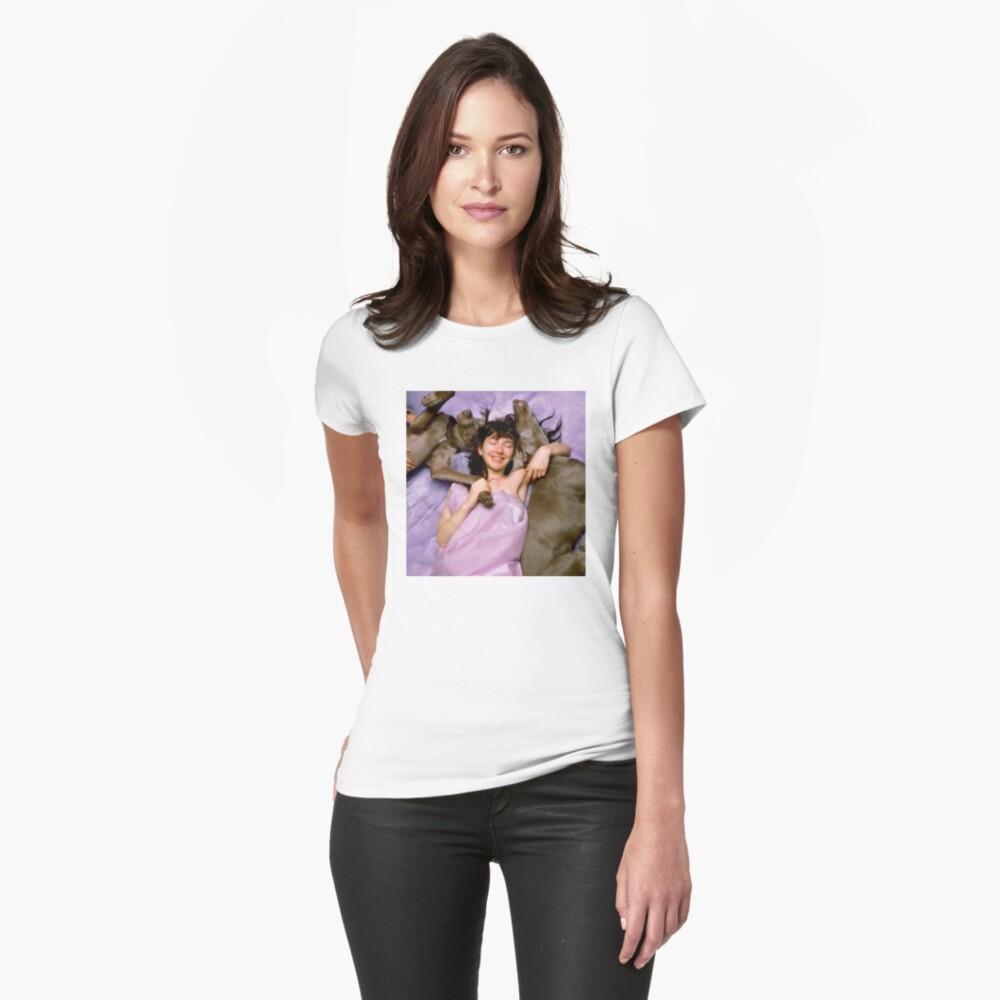 Sabuesos del amor Camiseta entallada