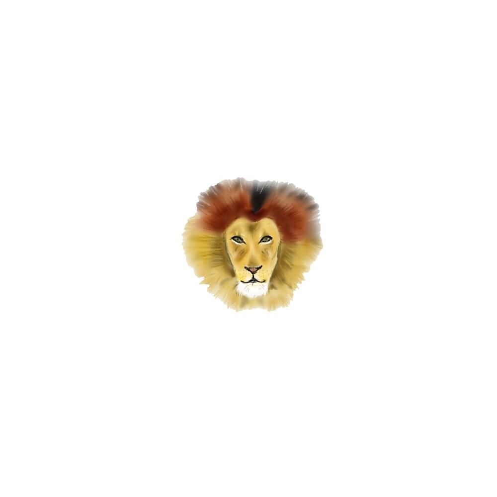 Lion by Melissa Middleberg