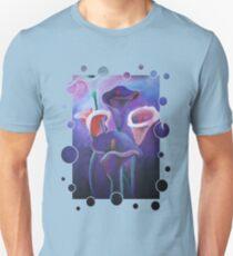 Purple Calla Flowers Unisex T-Shirt