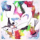 Color Twisted #7 von Diana Linsse