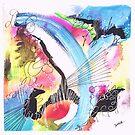 Color Twisted #8 von Diana Linsse