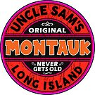 Surfing MONTAUK LONG ISLAND NEW YORK Surf Surfboard by MyHandmadeSigns