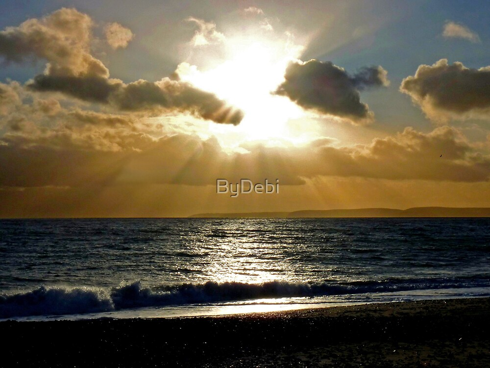Heaven on Earth by ByDebi