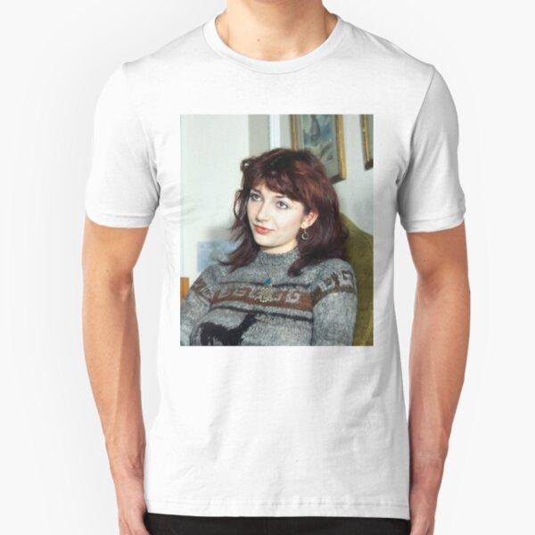 Kate Bush Slim Fit T-Shirt