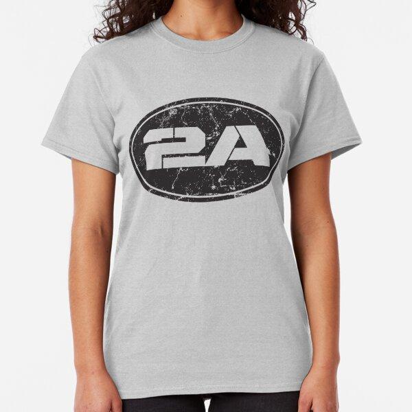 2A 2nd Amendment Classic T-Shirt