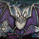 Night Fliers by Lynnette Shelley