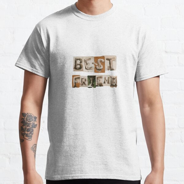 best friend rex orange county sticker and t shirt Classic T-Shirt