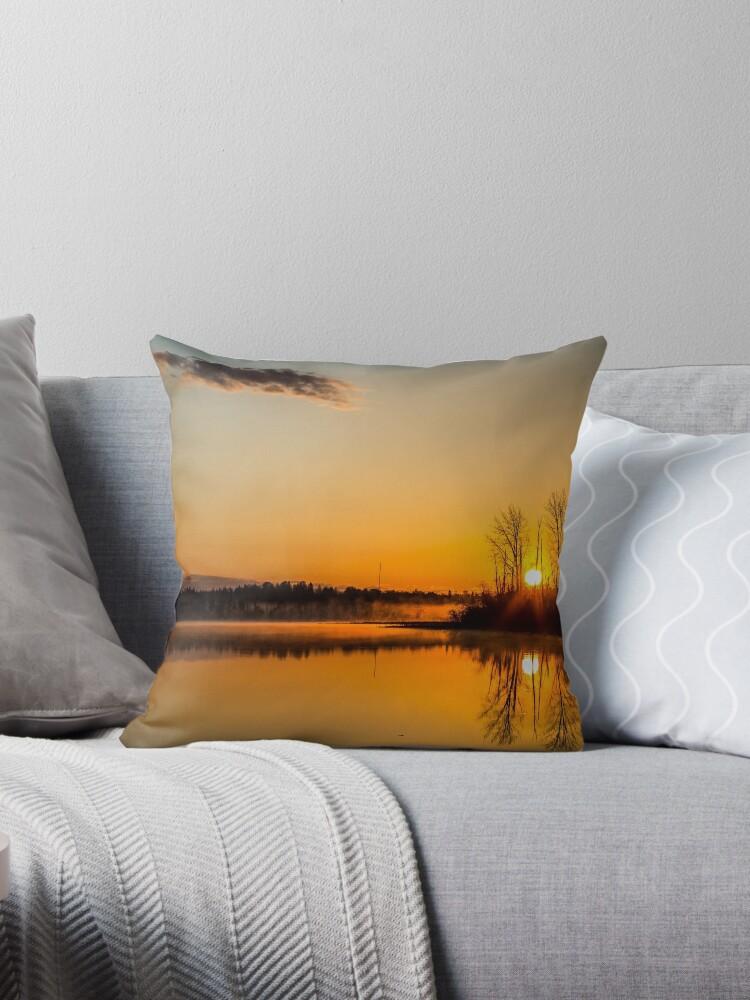 AMAZED [Throw pillows] by Matti Ollikainen