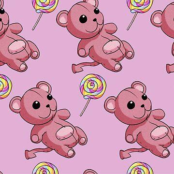 Deddy Bear  by StarryKnightArt