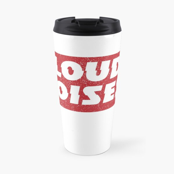 KC Chiefs - Loud Noises!  Travel Mug