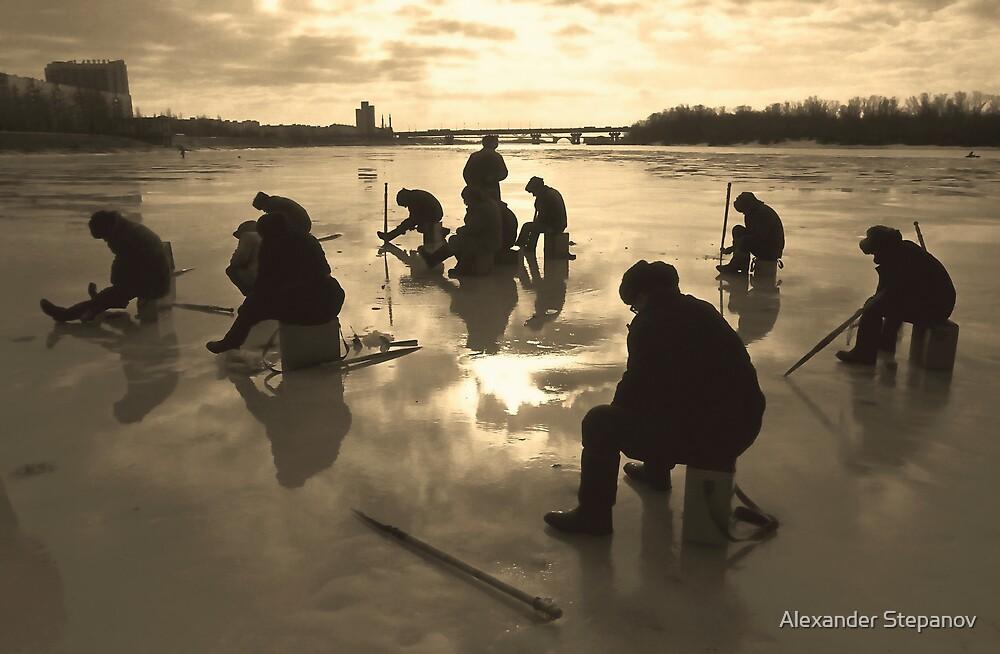 Fishermen   by Alexander Stepanov