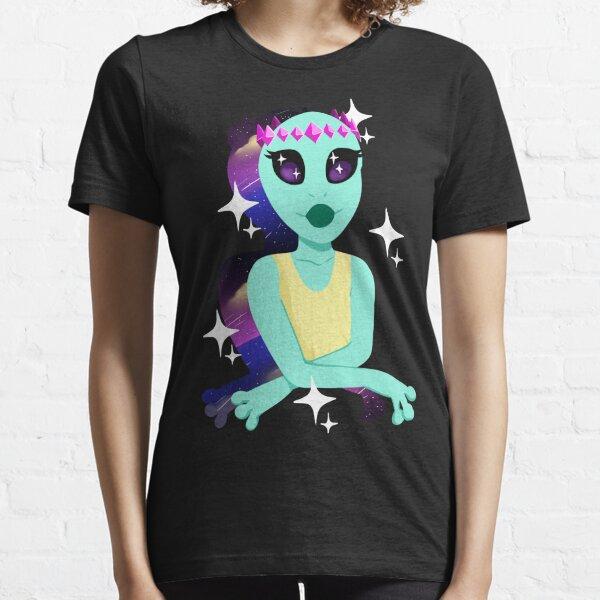 Alien Girl 2 Essential T-Shirt