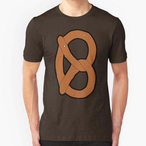 B like PRETZEL! Slim Fit T-Shirt