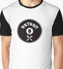 DETROIT-8 MILE BALLER Graphic T-Shirt