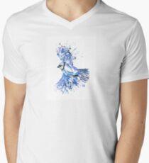 Blue Jay - Bluetiful Men's V-Neck T-Shirt