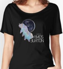 Amos Burton, Earther, Tardigrade. White Edition Women's Relaxed Fit T-Shirt