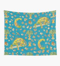 Chameleon, from the AlphaPod collection Wall Tapestry