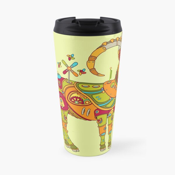 Ibex, from the AlphaPod collection Travel Mug