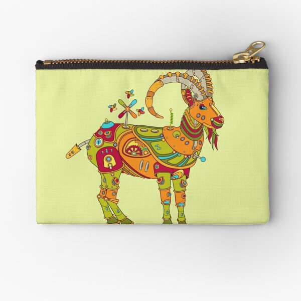 Ibex, from the AlphaPod collection Zipper Pouch